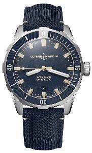 Ulysse Nardin Diver 8163-175/93 - Worldwide Watch Prices Comparison & Watch Search Engine