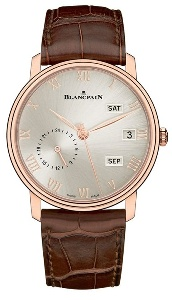 Blancpain Quantième Annuel GMT 6670A 3642 55B - Worldwide Watch Prices Comparison & Watch Search Engine