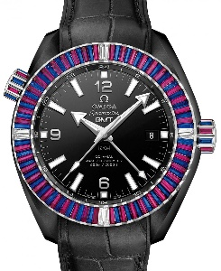 Omega Planet Ocean 600 M Co-Axial Master Chronometer GMT 215.98.46.22.01.003 - Worldwide Watch Prices Comparison & Watch Search Engine