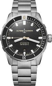 Ulysse Nardin Diver 8163-175-7M/92 - Worldwide Watch Prices Comparison & Watch Search Engine