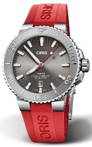 Oris Aquis Date Relief 01 733 7730 4153-07 4 24 66EB - Worldwide Watch Prices Comparison & Watch Search Engine