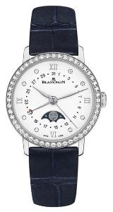 Blancpain Quantième Phases De Lune 6106 4628 55A - Worldwide Watch Prices Comparison & Watch Search Engine