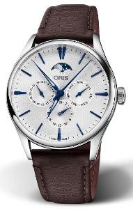 Oris Artelier Complication 01 781 7729 4051-07 5 21 31FC - Worldwide Watch Prices Comparison & Watch Search Engine