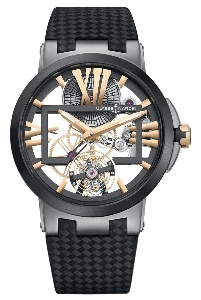 Ulysse Nardin Executive 1713-139/02-BQ - Worldwide Watch Prices Comparison & Watch Search Engine