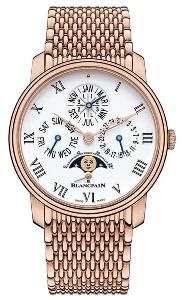 Blancpain Quantième Perpétuel 6659 3631 MMB - Worldwide Watch Prices Comparison & Watch Search Engine