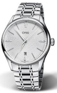 Oris Artelier Date 01 733 7721 4051-07 8 21 88 - Worldwide Watch Prices Comparison & Watch Search Engine