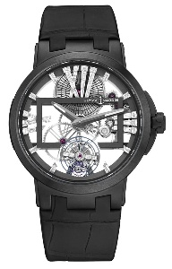 Ulysse Nardin Executive 1713-139/MAGIC-BLACK - Worldwide Watch Prices Comparison & Watch Search Engine