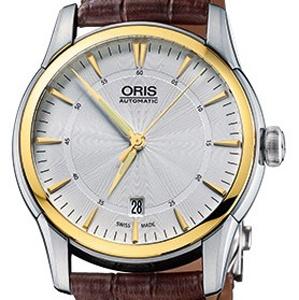Oris Artelier 01 733 7670 4351-07 1 21 73FC - Worldwide Watch Prices Comparison & Watch Search Engine