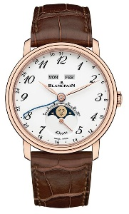 Blancpain Quantième Complet 6639A 3631 55A - Worldwide Watch Prices Comparison & Watch Search Engine