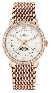 Blancpain Quantième Phases De Lune 6126 2987 MMB - Worldwide Watch Prices Comparison & Watch Search Engine
