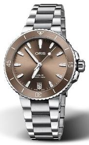 Oris Aquis Date 01 733 7731 4156-07 8 18 05P - Worldwide Watch Prices Comparison & Watch Search Engine