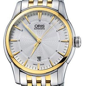 Oris Artelier 01 733 7670 4351-07 8 21 78 - Worldwide Watch Prices Comparison & Watch Search Engine