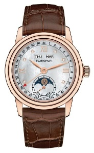 Blancpain Quantième Complet 2360 3691A 55A - Worldwide Watch Prices Comparison & Watch Search Engine
