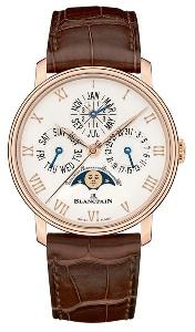 Blancpain Quantième Perpétuel 6656 3642 55A - Worldwide Watch Prices Comparison & Watch Search Engine