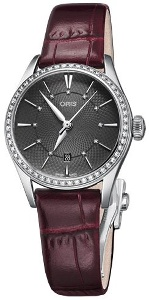 Oris Artelier Date, Diamonds 01 561 7722 4953-07 5 14 63FC - Worldwide Watch Prices Comparison & Watch Search Engine