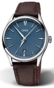Oris Artelier Date 01 733 7721 4055-07 5 21 31FC - Worldwide Watch Prices Comparison & Watch Search Engine