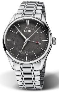 Oris Artelier Pointer Day Date 01 755 7742 4053-07 8 21 88 - Worldwide Watch Prices Comparison & Watch Search Engine
