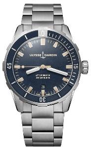 Ulysse Nardin Diver 8163-175-7M/93 - Worldwide Watch Prices Comparison & Watch Search Engine
