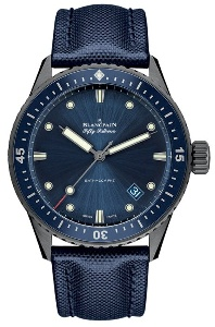 Blancpain Fifty Fathoms Bathyscaphe 5000-0240-O52A - Worldwide Watch Prices Comparison & Watch Search Engine