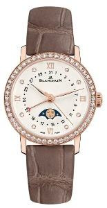 Blancpain Quantième Phases De Lune 6106 2987 55A - Worldwide Watch Prices Comparison & Watch Search Engine