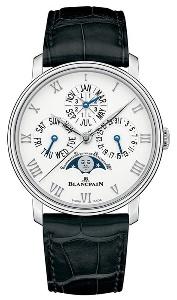 Blancpain Quantième Perpétuel 6656 1127 55B - Worldwide Watch Prices Comparison & Watch Search Engine