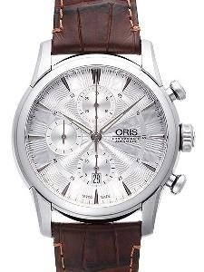 Oris Artelier Chronograph 01 774 7686 4051-07 5 23 70FC - Worldwide Watch Prices Comparison & Watch Search Engine