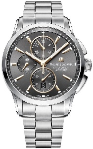Maurice Lacroix Chronographe PT6388-SS002-331-1 - Worldwide Watch Prices Comparison & Watch Search Engine