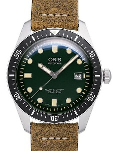 Oris Divers Sixty-Five 01 733 7720 4057-07 5 21 02 - Worldwide Watch Prices Comparison & Watch Search Engine