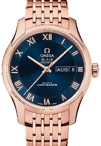 Omega Hour Vision Annual Calendar 433.50.41.22.03.001 - Worldwide Watch Prices Comparison & Watch Search Engine
