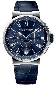 Ulysse Nardin Marine 1533-150/43 - Worldwide Watch Prices Comparison & Watch Search Engine