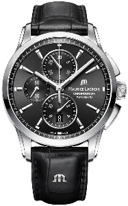 Maurice Lacroix Chronographe PT6388-SS001-330-1 - Worldwide Watch Prices Comparison & Watch Search Engine