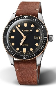 Oris Divers Sixty-Five 01 733 7720 4354-07 5 21 45 - Worldwide Watch Prices Comparison & Watch Search Engine