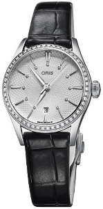 Oris Artelier Date, Diamonds 01 561 7722 4951-07 8 14 79 - Worldwide Watch Prices Comparison & Watch Search Engine