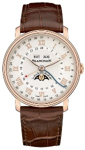 Blancpain Quantième Complet 6676 3642 55A - Worldwide Watch Prices Comparison & Watch Search Engine