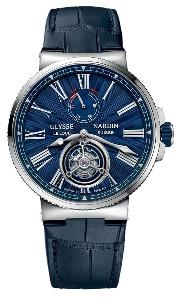 Ulysse Nardin Marine 1283-181/E3 - Worldwide Watch Prices Comparison & Watch Search Engine