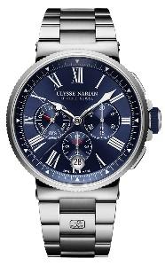 Ulysse Nardin Marine 1533-150-7M/43 - Worldwide Watch Prices Comparison & Watch Search Engine