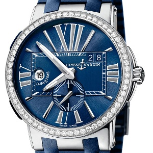 Ulysse Nardin Executive 243-00B-3/43 - Worldwide Watch Prices Comparison & Watch Search Engine