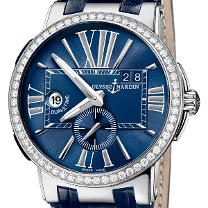 Ulysse Nardin Executive 243-00B/43 - Worldwide Watch Prices Comparison & Watch Search Engine