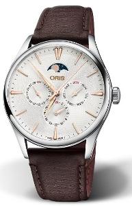 Oris Artelier Complication 01 781 7729 4031-07 5 21 31FC - Worldwide Watch Prices Comparison & Watch Search Engine