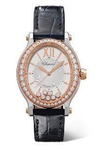 Chopard Happy Sport Oval 278602-6003 - Worldwide Watch Prices Comparison & Watch Search Engine
