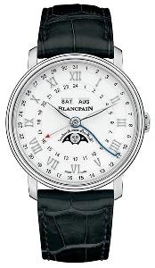 Blancpain Quantième Complet 6676 1127 55B - Worldwide Watch Prices Comparison & Watch Search Engine