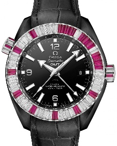 Omega Planet Ocean 600 M Co-Axial Master Chronometer GMT 215.98.46.22.01.002 - Worldwide Watch Prices Comparison & Watch Search Engine