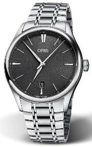 Oris Artelier Date 01 733 7721 4053-07 8 21 88 - Worldwide Watch Prices Comparison & Watch Search Engine