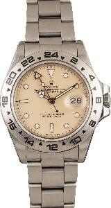 Rolex Explorer II 16550 - Worldwide Watch Prices Comparison & Watch Search Engine