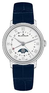 Blancpain Quantième Phases De Lune 6106 1127 55A - Worldwide Watch Prices Comparison & Watch Search Engine