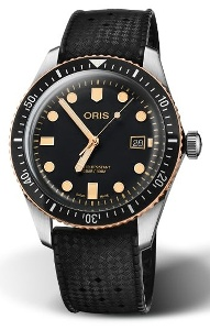 Oris Divers Sixty-Five 01 733 7720 4354-07 4 21 18 - Worldwide Watch Prices Comparison & Watch Search Engine