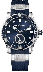 Ulysse Nardin Diver 3203-190-3C/10.13 - Worldwide Watch Prices Comparison & Watch Search Engine