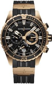 Ulysse Nardin Diver 1502-151-3/92 - Worldwide Watch Prices Comparison & Watch Search Engine