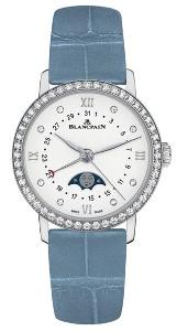 Blancpain Quantième Phases De Lune 6106 4628 95A - Worldwide Watch Prices Comparison & Watch Search Engine