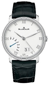 Blancpain Large Date Jour Rétrograde 6668 1127 55B - Worldwide Watch Prices Comparison & Watch Search Engine